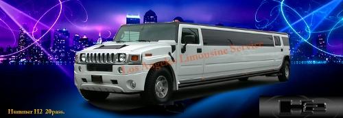 Los Angeles Hummer H2 Limousine